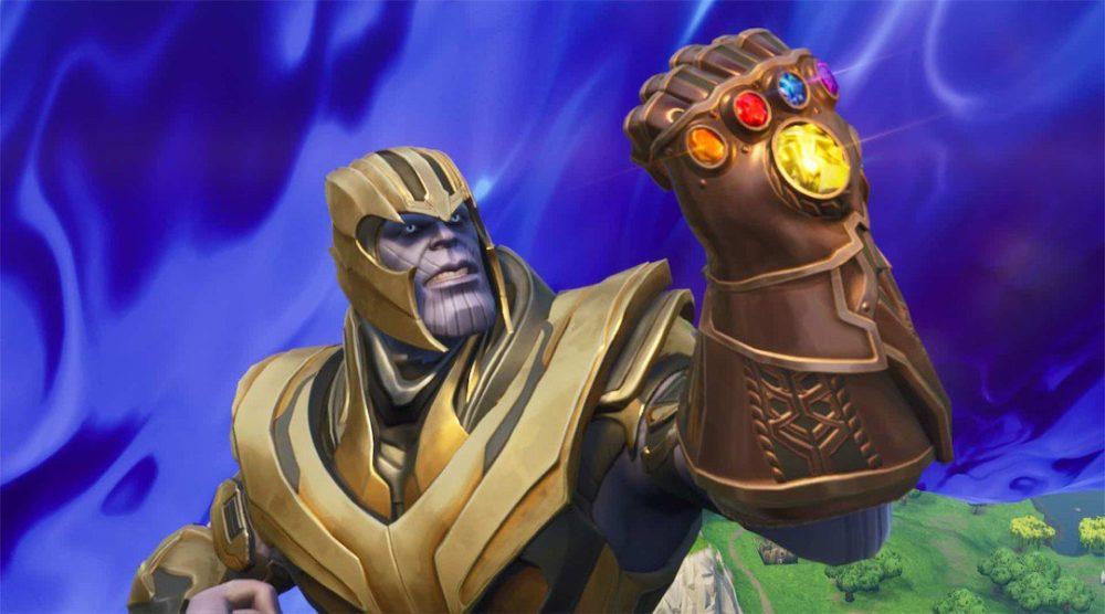 Fortnite Avengers crossover event
