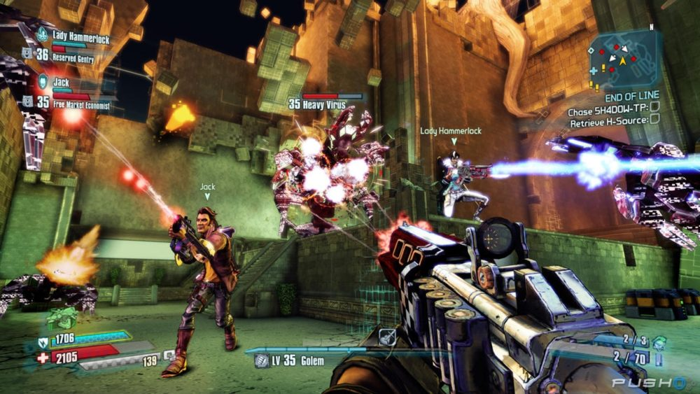 borderlands: the handsome collection, xbox spring sale, microsoft deals, 2019