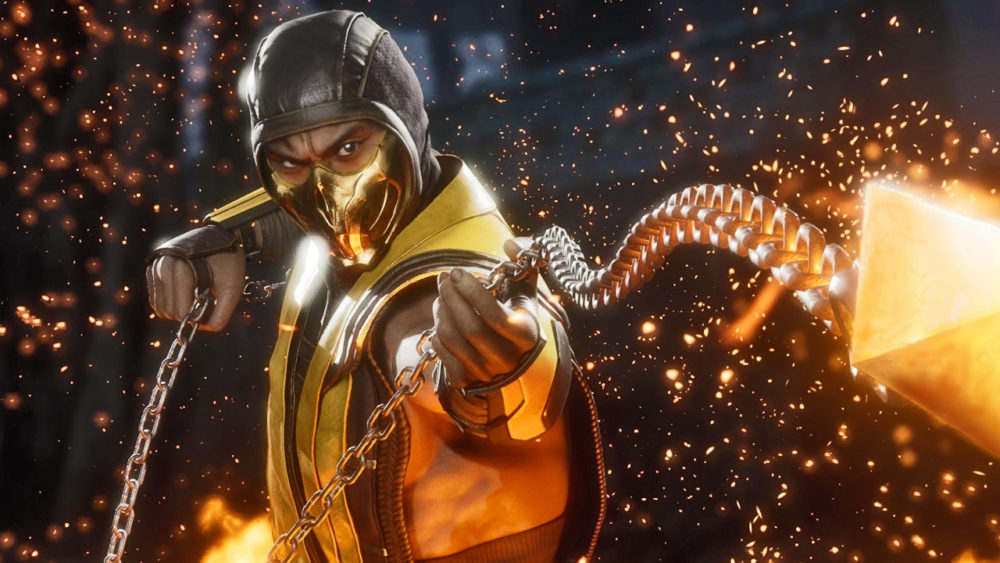 mortal kombat 11 trailer original theme 0