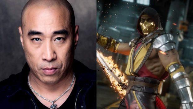 Ron Yuan-Scorpion/Hanzo Hasashi