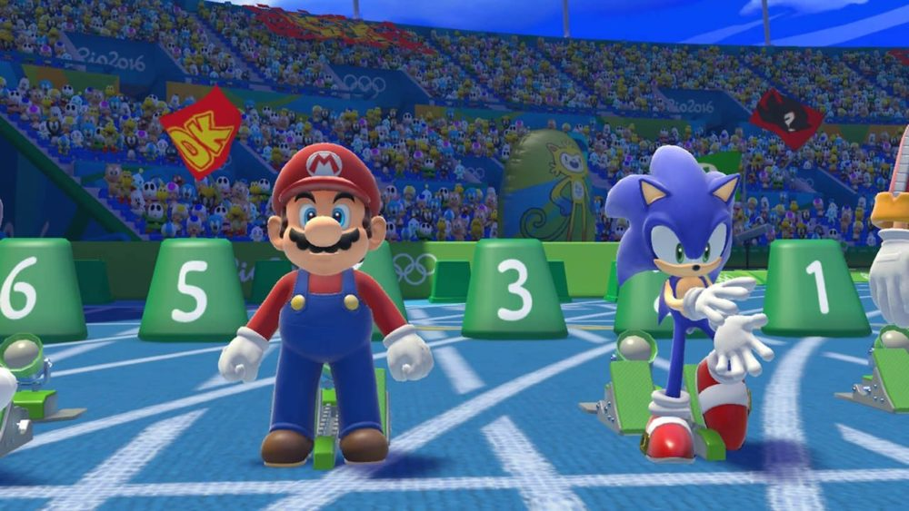 crossover, mario and sonic