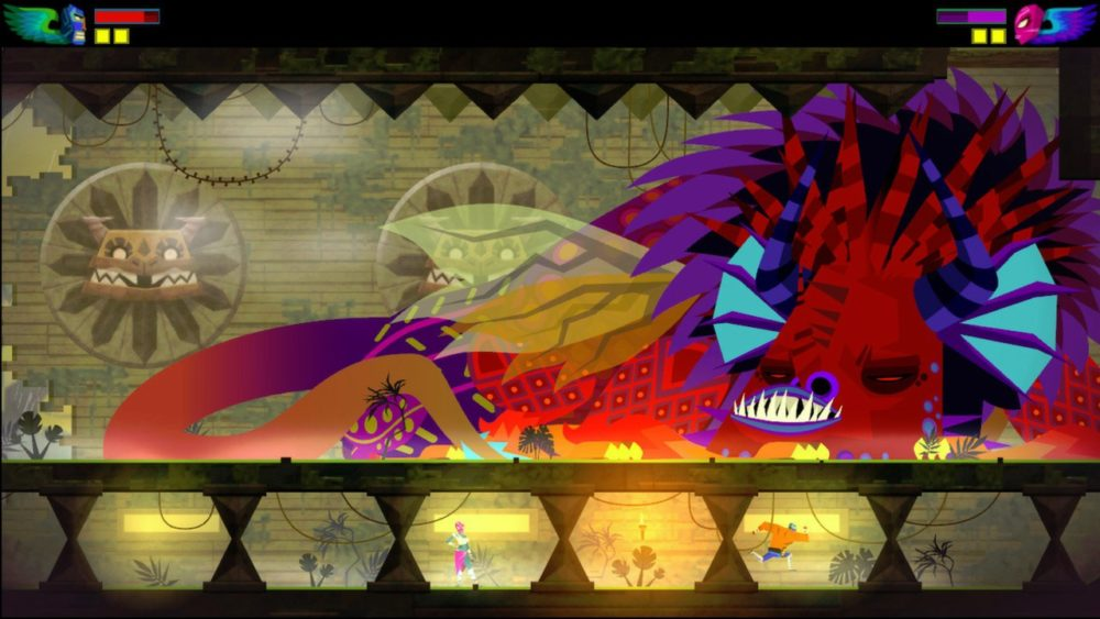 guacamelee 1 and 2 on switch