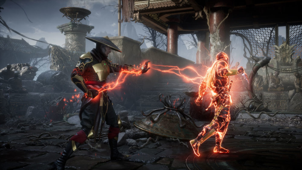 Mortal Kombat 11: How to Do Amplified Special Moves