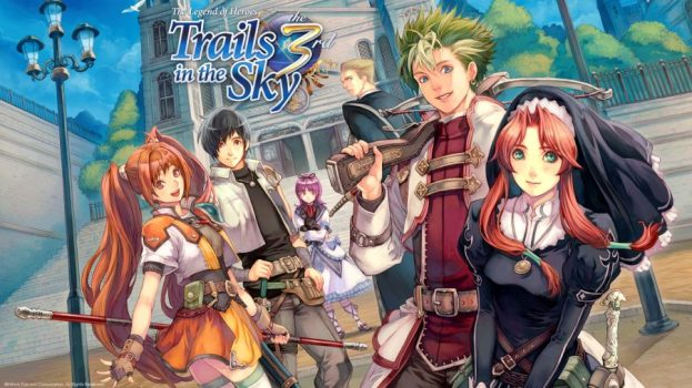 Trails in the Sky and Trails of Cold Steel