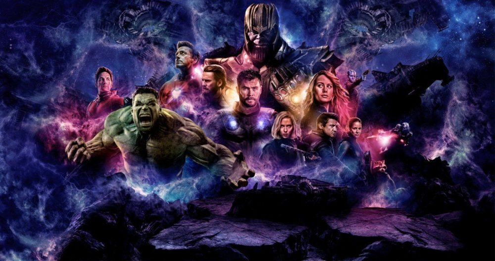10 4K HDR Avengers Endgame Wallpapers You Need to Make Your Desktop Background 8