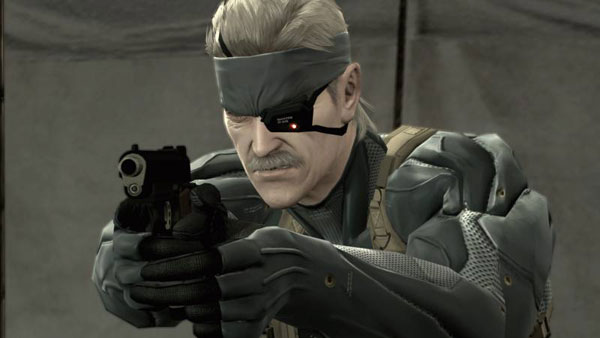 Metal Gear Solid 4's Ending Was Spoiled