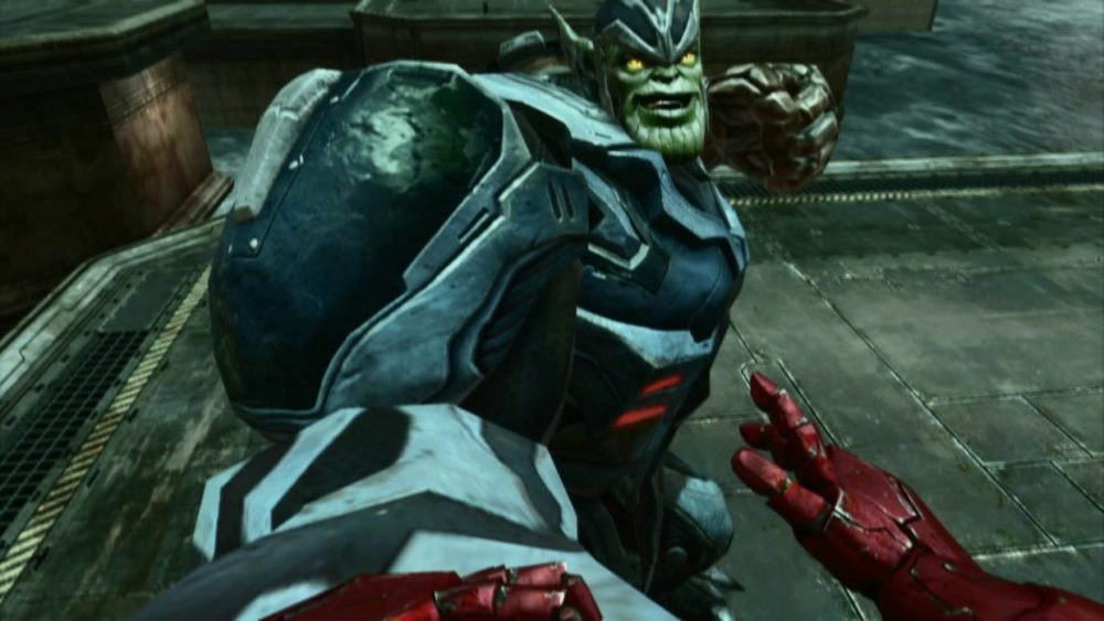 avengers, thq, first person, super skrull, skrull