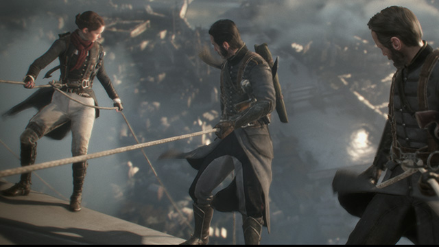 the order 1886, movies, video games