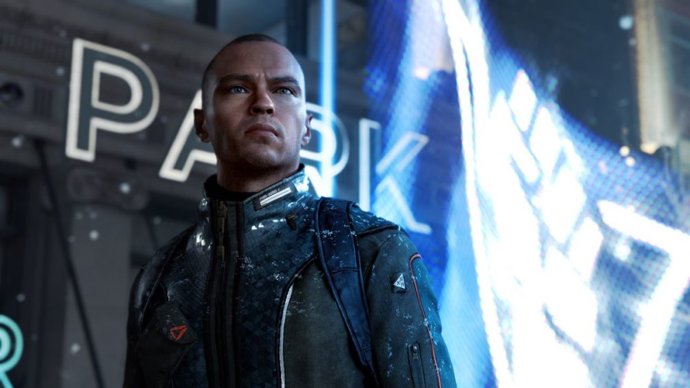Detroit: Become Human 10 Most Cinematic Video Games