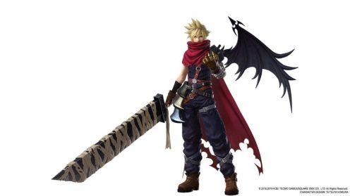 Dissidia Final Fantasy NT Kingdom Hearts