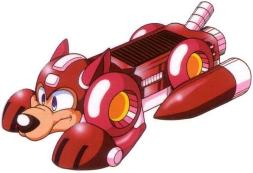 Rush (Mega Man)