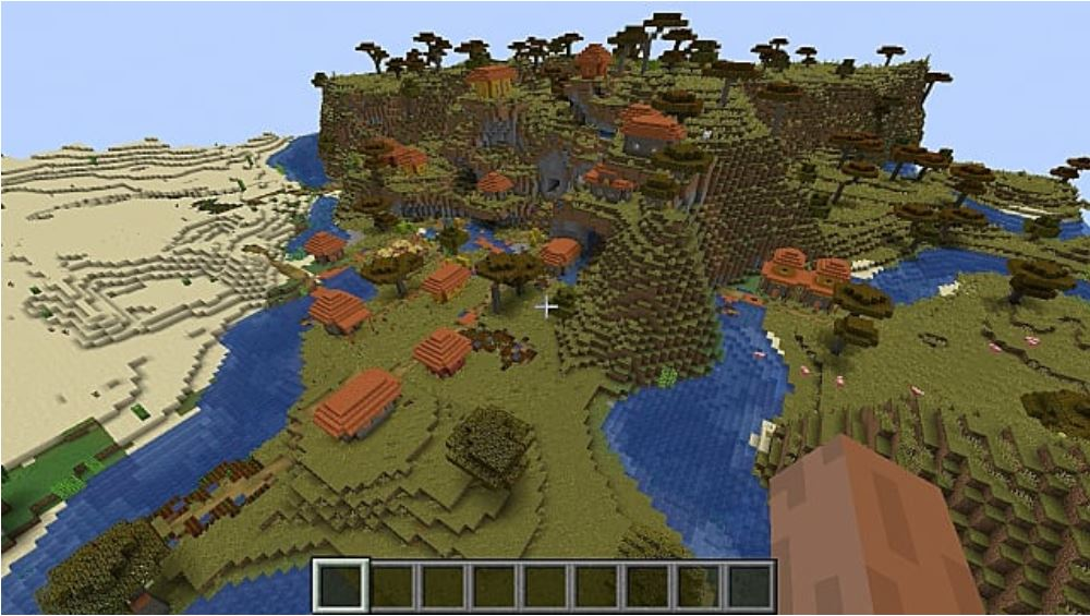 Best version 1.14 seeds, minecraft