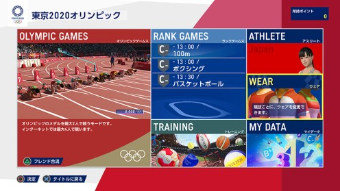 Olympic Games Tokyo 2020 (1)