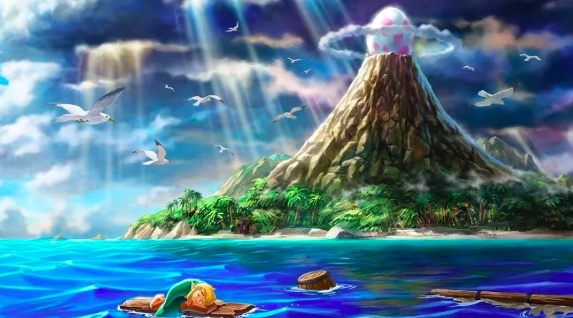 link's awakening, the legend of zelda
