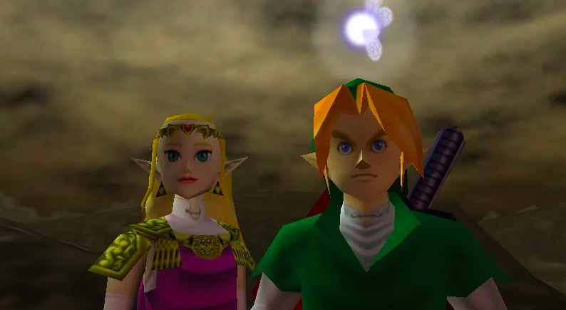 legend of zelda, ocarina of time, wipe our memory, replay