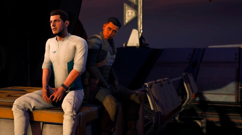 mass effect: andromeda, games where you can be gay