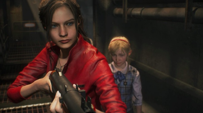 resident evil 2, best games in the psn halloween sale to buy