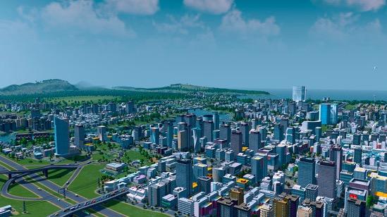 city management simulator