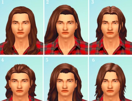 the sims 4, maxis match