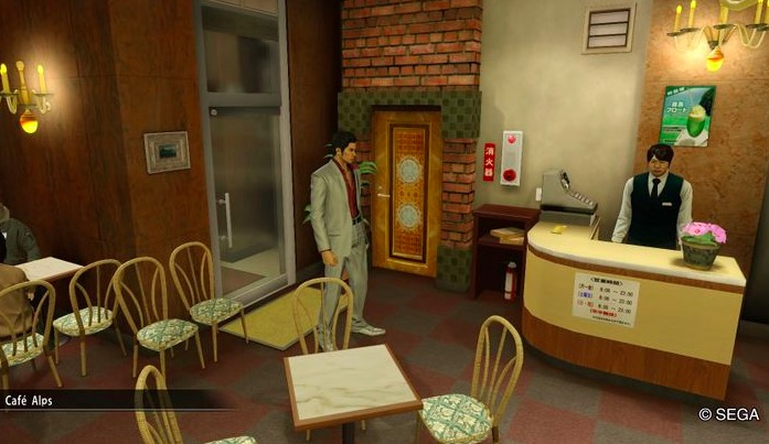 best coffee shops in video games