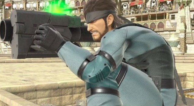 Thank Kojima's Son for Snake