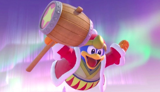 King Dedede Voice Actor