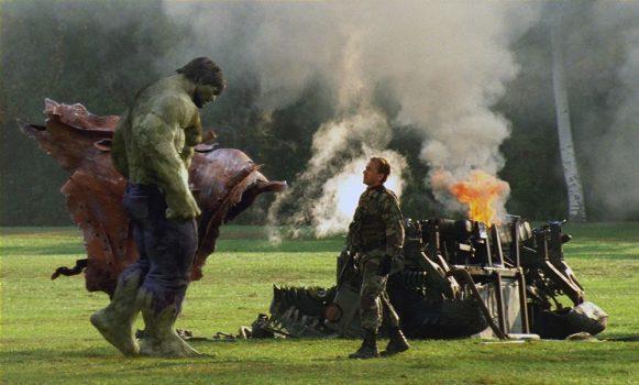 22) The Incredible Hulk