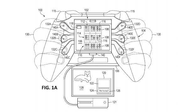Microsoft Patents Braille Accessory For Xbox Controller