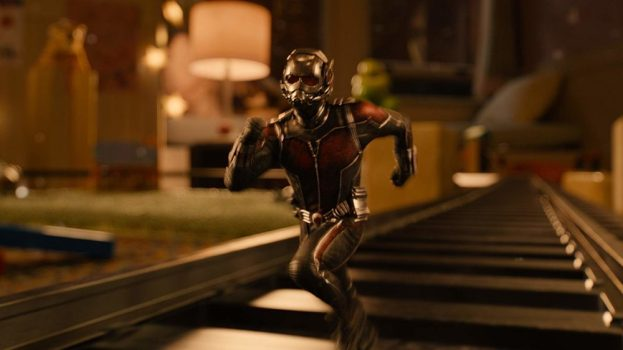 19) Ant-Man