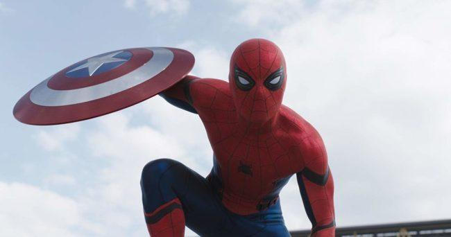 7) Captain America: Civil War