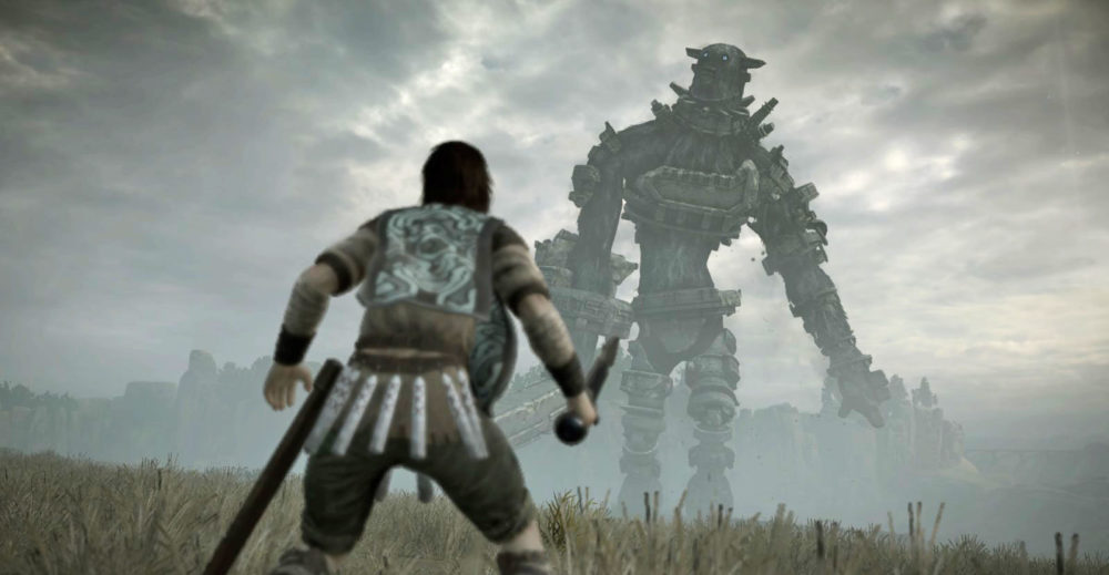 shadow of the colossus, replay, wipe memory