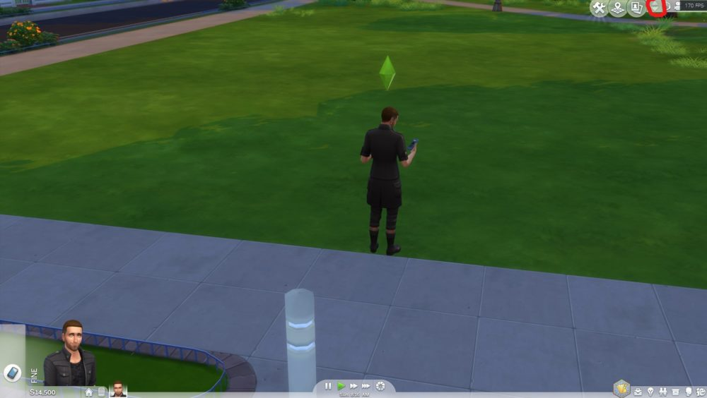 how to go upstairs and downstairs in the sims 4