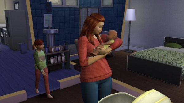 games where you can have kids and babies