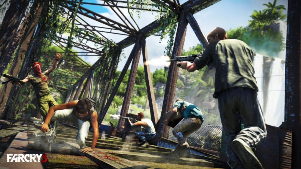 far cry 3 multiplayer, great games