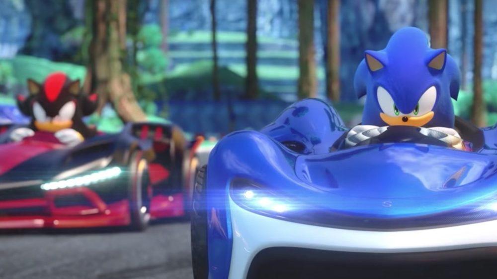 team sonic racing