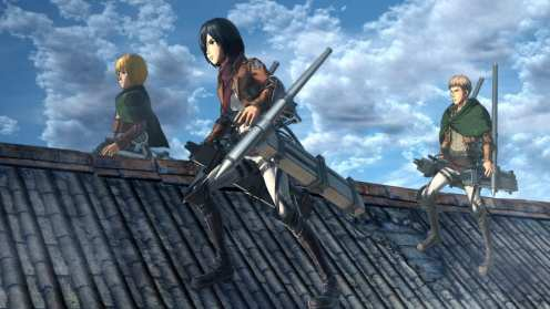 Attack on Titan 2 Final Battle (2)