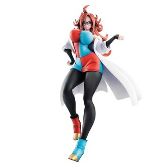 Dragon Ball FighterZ Android 21 (8)