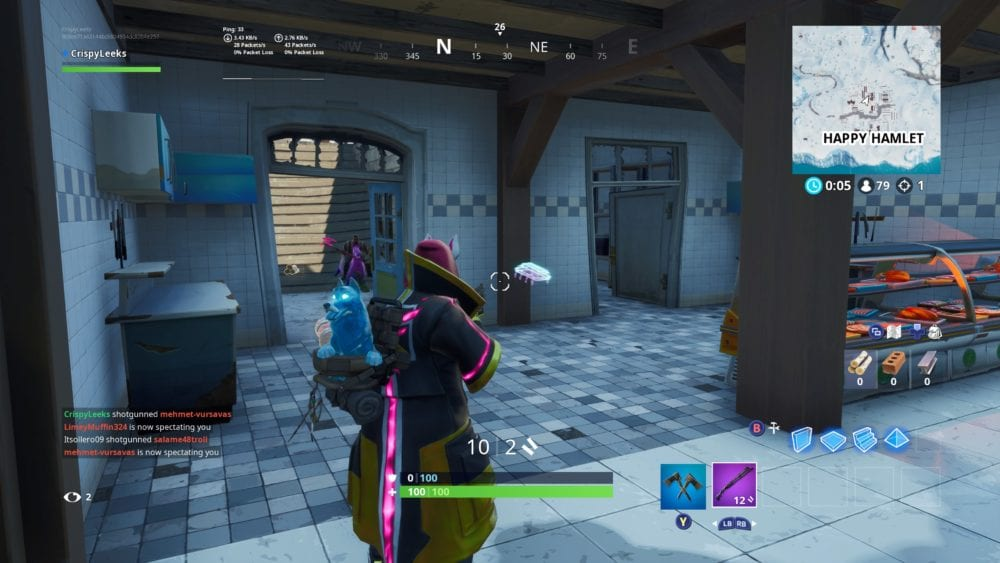 Fortbyte 60 location