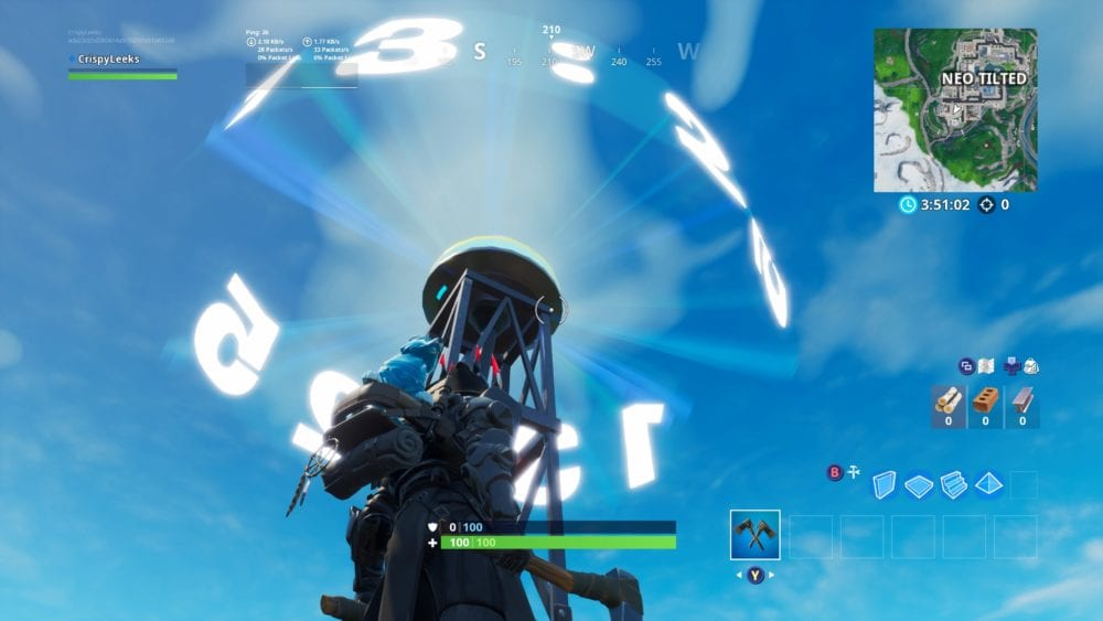 Fortnite Clock Locations Neo Tilted