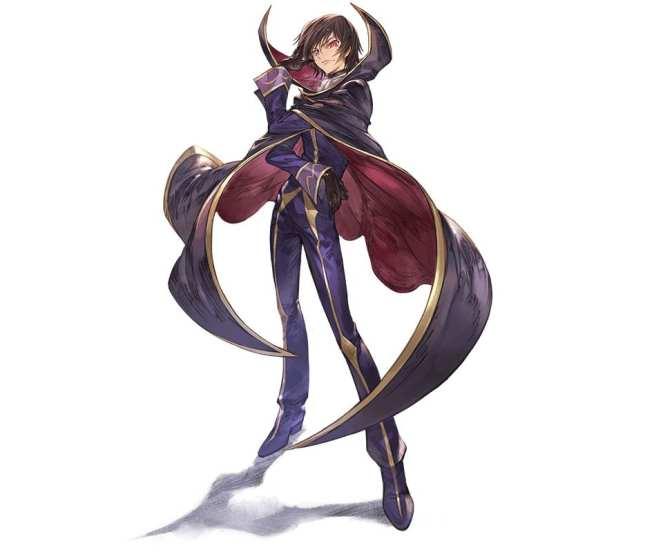 Granblue Fantasy Code Geass (2)