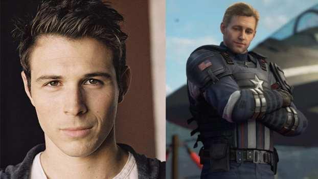 Jeff Schine - Captain America/Steve Rogers