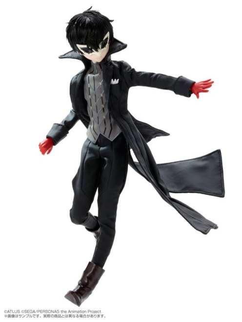 Persona 5 Doll (4)
