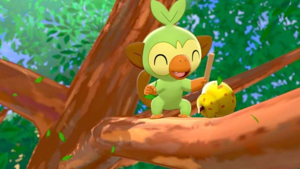 Switch_PokemonSwordPokemonShield_E3_screen_01