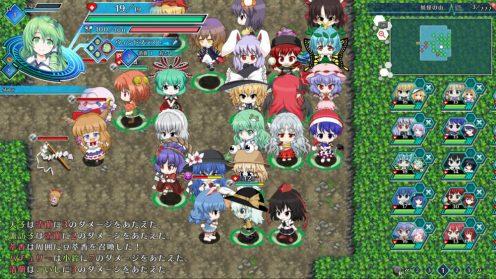 Touhou Genso Wanderer Lotus Labyrinth (1)