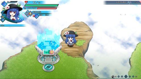 Touhou Genso Wanderer Lotus Labyrinth (2)
