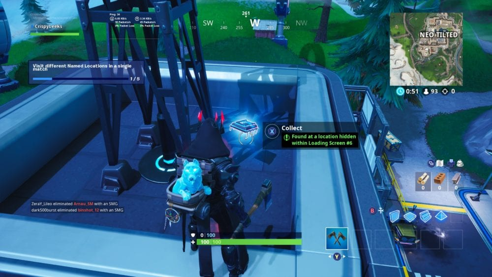 fortbyte 02 location fortnite