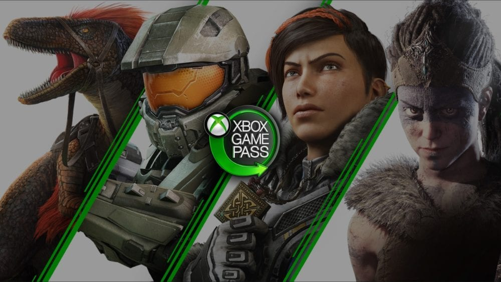 xbox one, xbox game pass