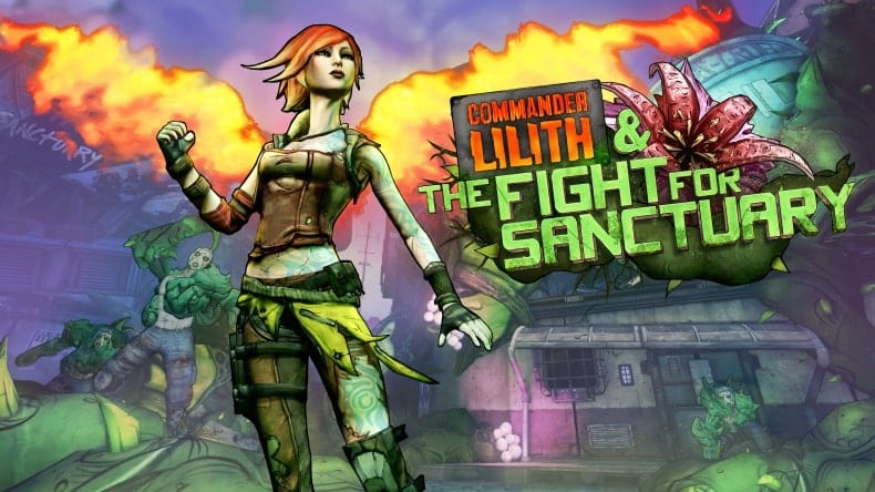Borderlands 2: How to Start Commander Lilith & Fight for