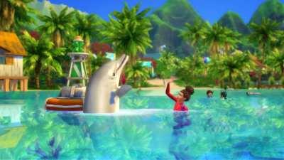 Sims 4 Island Living Cheats: How to Turn Into Mermaid ...