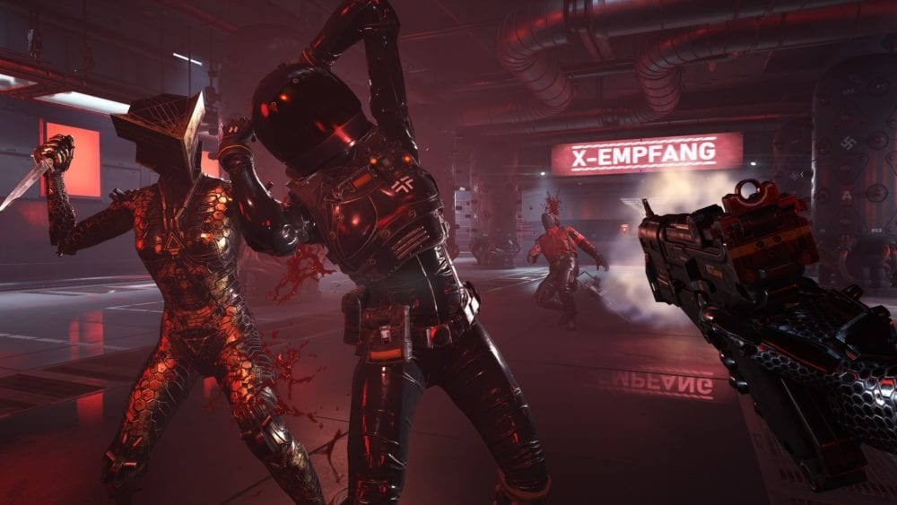 Wolfenstein Youngblood, graphically beautiful games of E3 2019